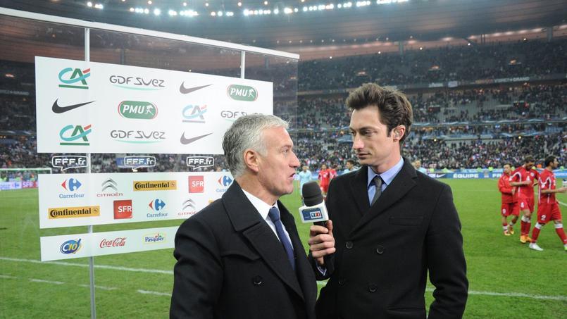 Message sur TF1 : Deschamps savait très bien ce qu'il faisait
