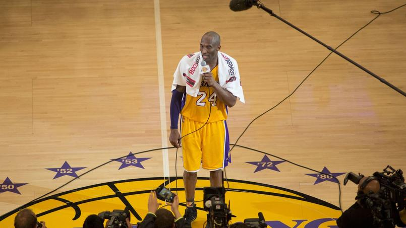 Kobe Bryant a pris sa retraite ce mercredi 13 avril.