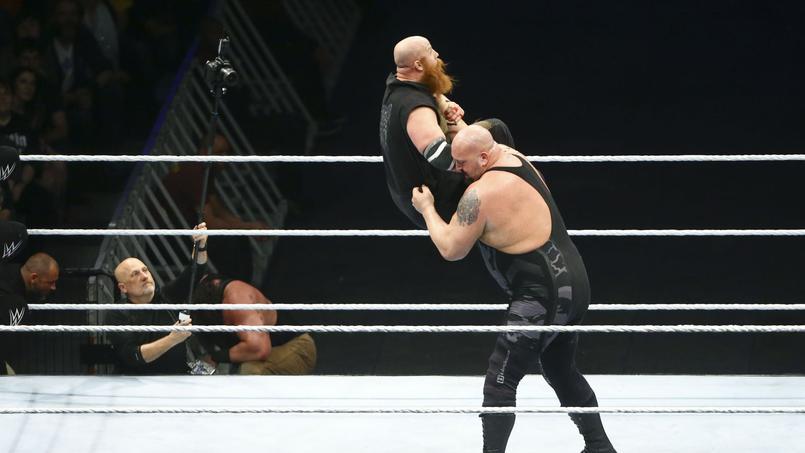 Le Big Show était à Paris pour le WWE Live.
