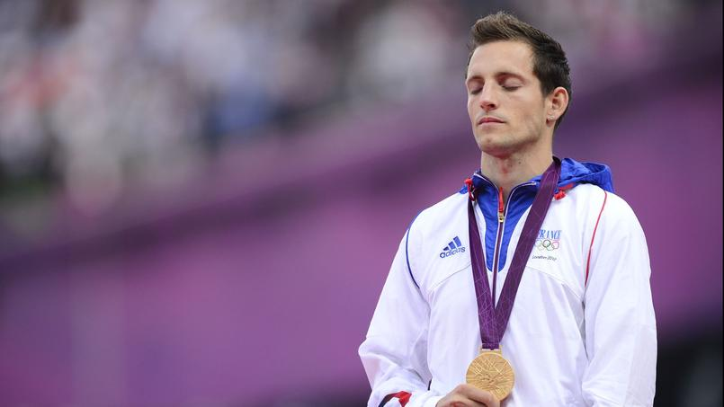 Renaud Lavillenie avait touché 50.000 euros en 2012 pour son titre olympique à la perche.