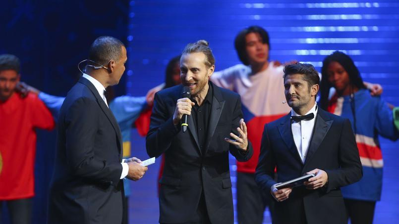 David Guetta est accusé de plagiat por l'hymne de l'Euro 2016.