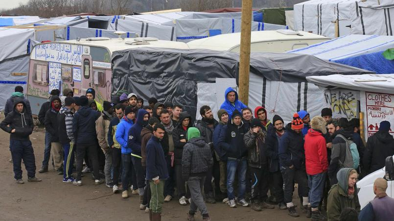 Calais, le 26 mai 2016.