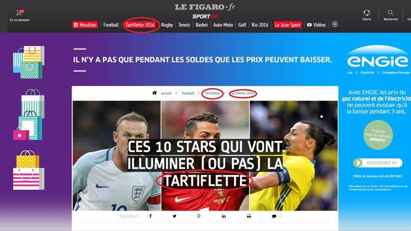 «Tartiflettor», l'application des anti-Euro 2016