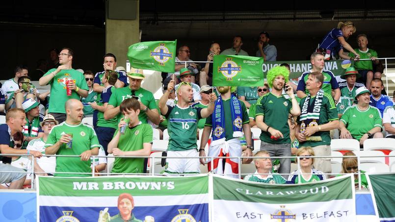 Euro 2016 : un supporter nord-irlandais décède à Nice
