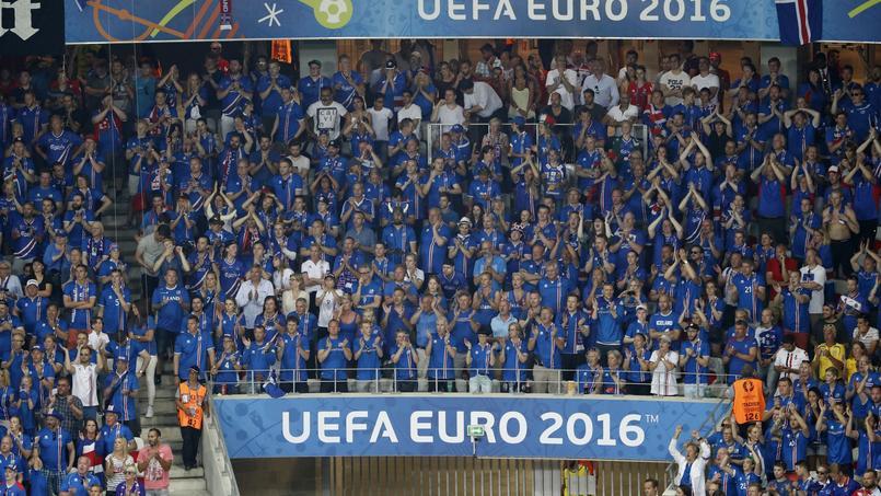 Si l'Islande gagne l'Euro, Yannick Agnel fera «le tour du pays à la nage»
