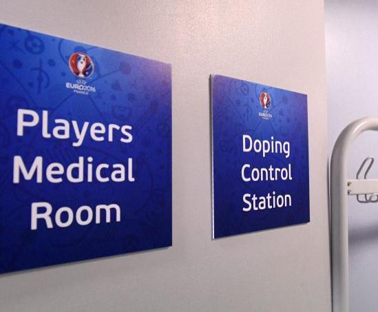 Les contrôles antidopages n'ont fait ressortir aucun Bleu comme coupable de dopage.