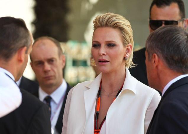 Charlène de Monaco va rester sur le Rocher durant le mois de compétition à Rio.