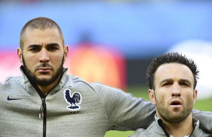 Karim Benzema et Mathieu Valbuena ont été au coeur de la tourmente avant le début de l'Euro.