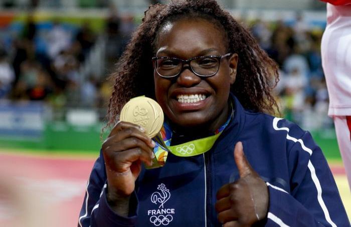 Emilie Andéol n'a bien remportée qu'une seule médaille, et pas deux comme stipulé sur le site de Rio 2016.