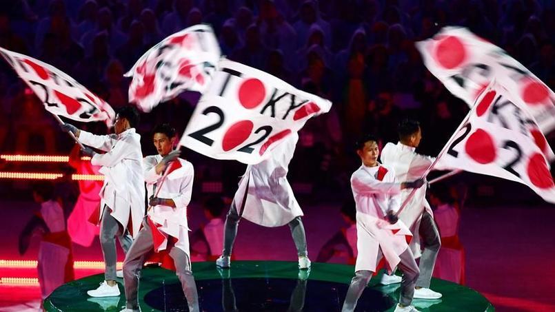 Tokyo 2020 a été mis à l'honneur lors de la cérémonie de clôture des Jeux olympiques de Rio 2016.