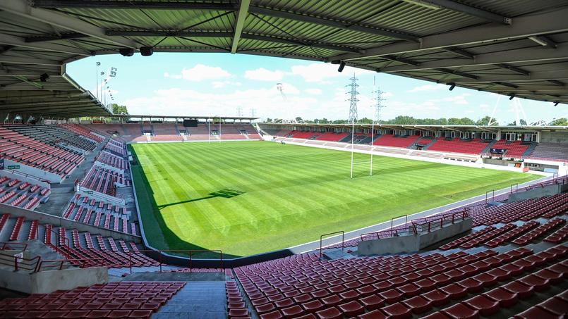 Le Stade Toulousain dispose du premier stade de rugby connecté d'Europe