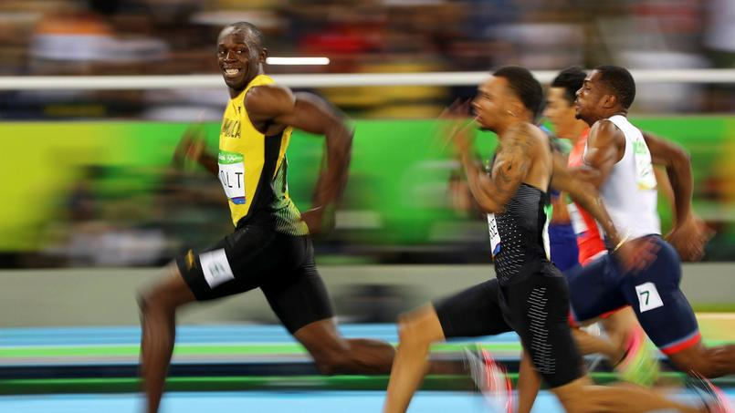 Le champion jamaïcain a glané trois médailles d'or de plus à Rio.