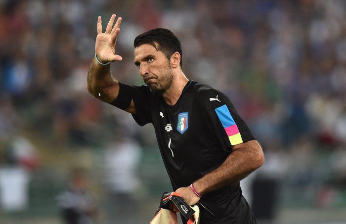 Quand Buffon transforme les sifflets de La Marseillaise en applaudissements