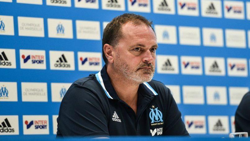 Gunter Jacob, directeur sportif de l'OM, a été cambriolé deux fois depuis son arrivée dans la Cannebière cet été.