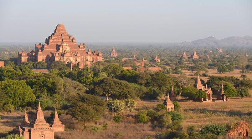 Site archéologique de Bagan