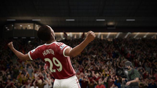 Dans le mode Aventure de FIFA 17, vous incarnerez Alex Hunter, un jeune joueur anglais (fictif) en quête de gloire en Premier League.