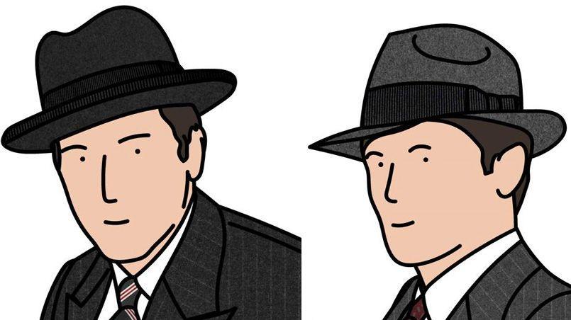 chapeau baroudeur homme