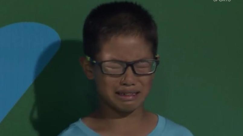 A Shanghaï, les joueurs font pleurer les ramasseurs de balles
