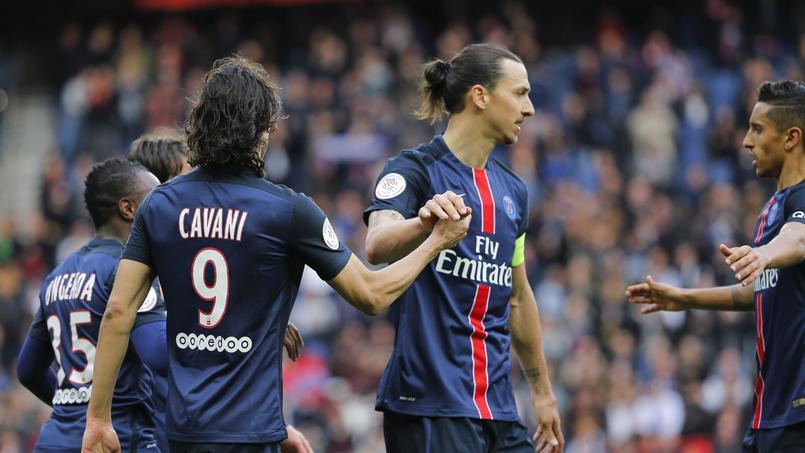 Parti à Manchester United la saison passée, Zlatan Ibrahimovic a contribué à faire gonfler les ventes de maillots au Paris SG.