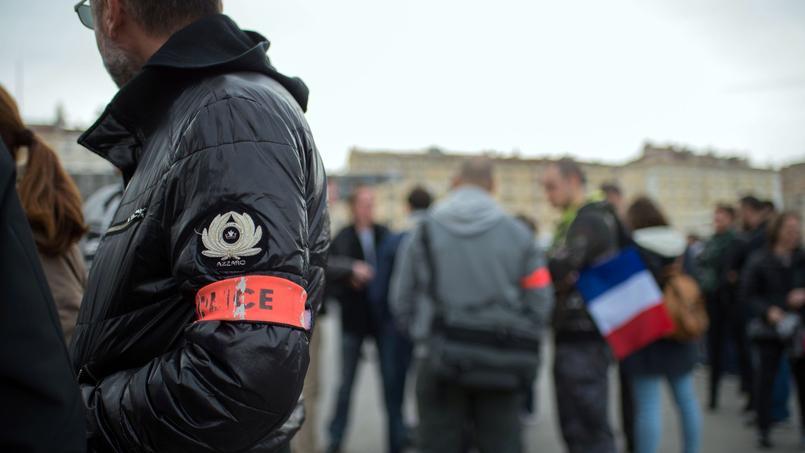 Les manifestations de policiers se sont succédé depuis une semaine.