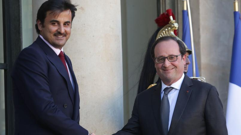Un appel de François Hollande à l'émir du Qatar le Cheikh Tamim bin Hamad Al Thani aurait faussé l'appel d'offres des droits de retransmission du championnat de France.