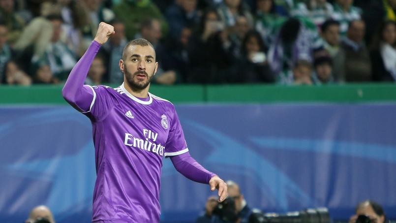 Karim Benzema paie ses impôts liés à ses droits à l'image en France.