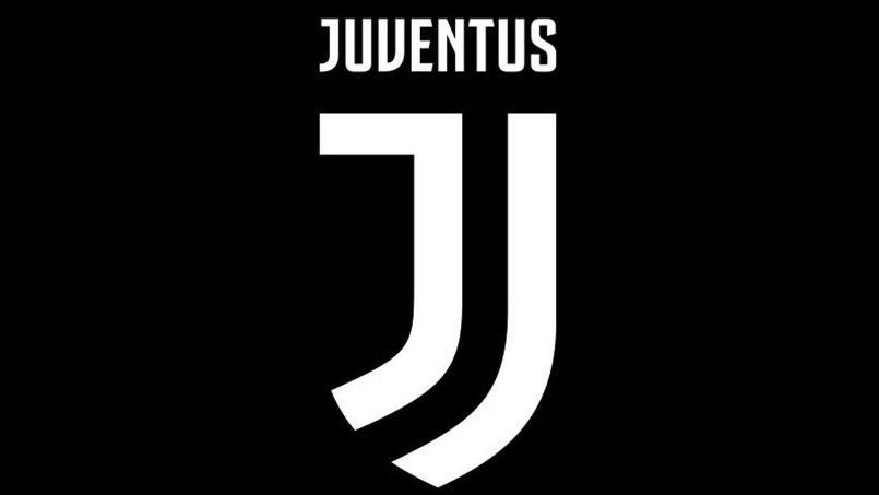 Le nouveau logo de la Juventus Turin.