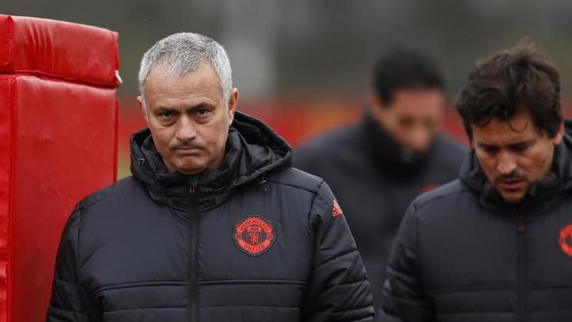 José Mourinho et Manchester United accueillent Saint-Etienne jeudi en Ligue Europa.