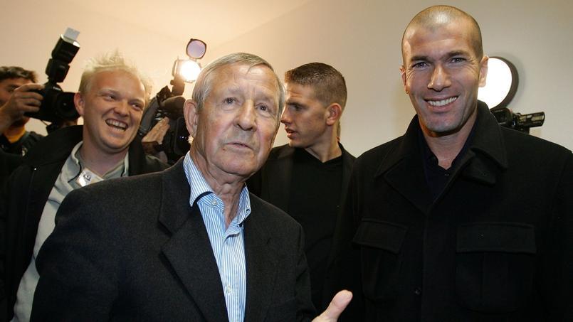 L'hommage de Zidane à Kopa : «C'est un exemple»