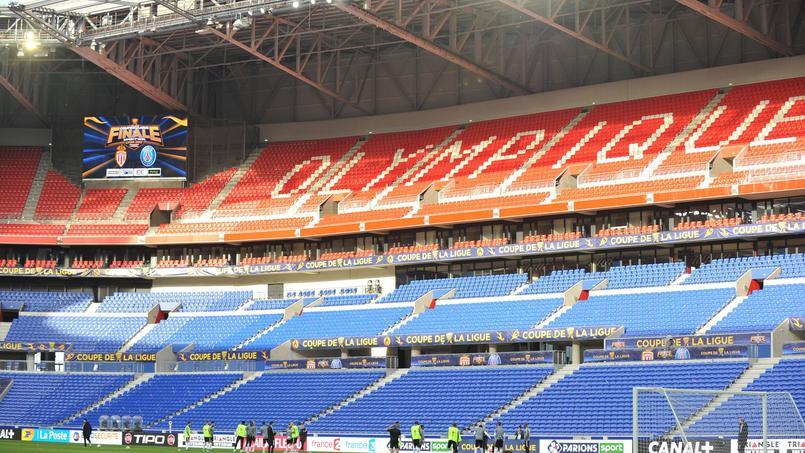 Le Parc OL devrait faire le plein pour la finale de la Coupe de la Ligue prévue samedi soir