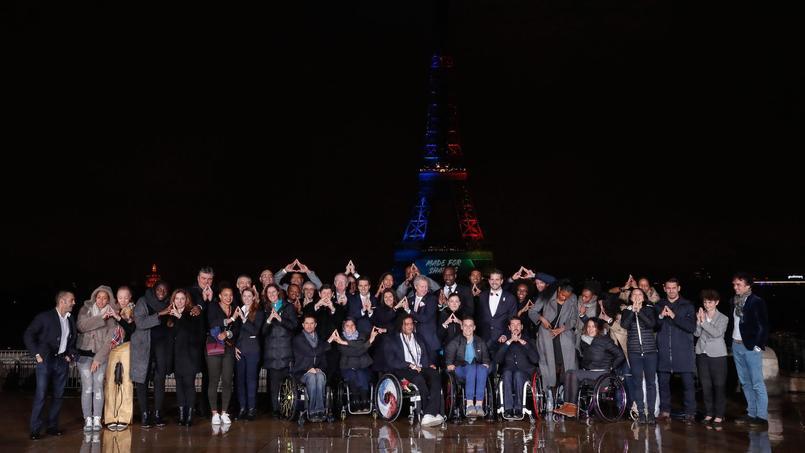 Le comité de candidature de Paris 2024