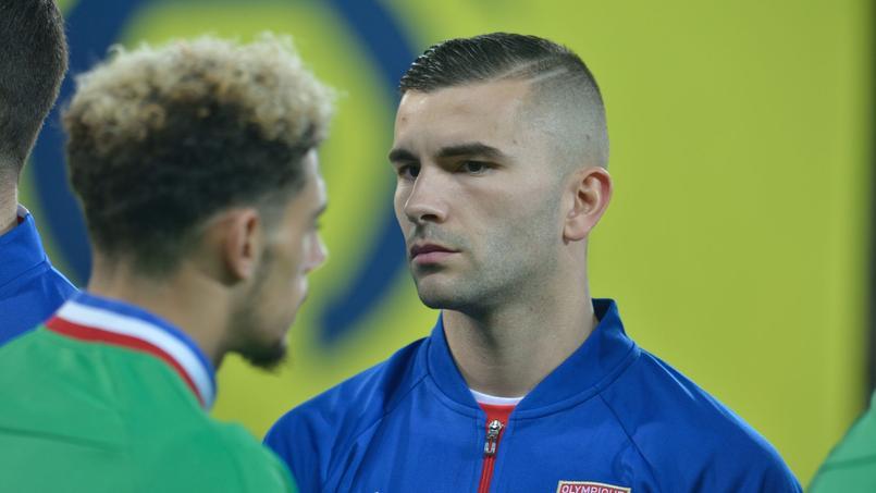 Anthony Lopes, concentré avec le derby face à Saint-Etienne le 5 février dernier