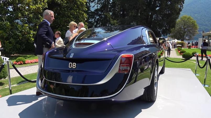 la voiture neuve la plus ch re du monde co te 11 4 millions d 39 euros. Black Bedroom Furniture Sets. Home Design Ideas