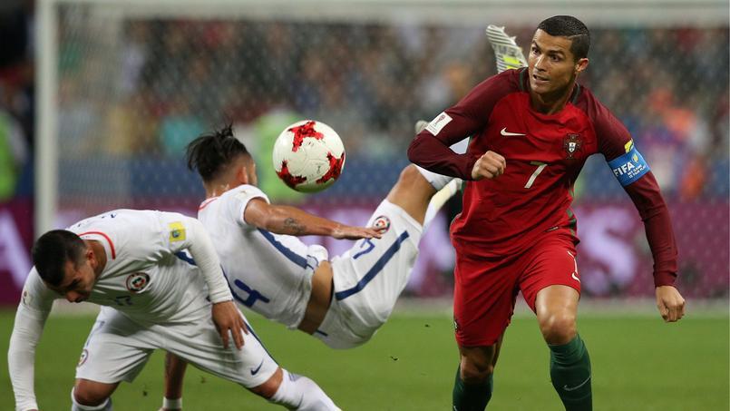 Cristiano Ronaldo et le Portugal ont été sortis en demi-finale de la Coupe des confédérations mercredi.