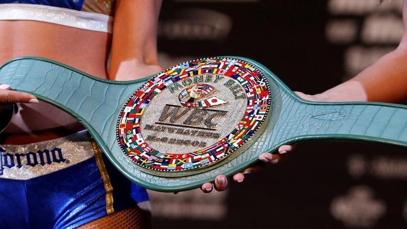 Combat Mayweather-McGregor : 3360 diamants et 1,5 kg d'or pour confectionner la ceinture