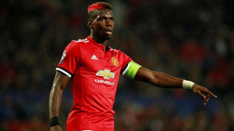 Manchester United interdit à Paul Pogba de jouer au basket