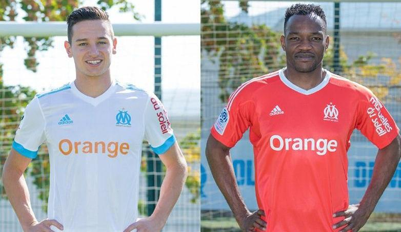 Maillot THIRD OM Florian THAUVIN