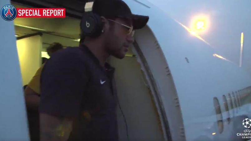 Pour se rendre à Bruxelles, le PSG a pris l'avion des Rolling Stones