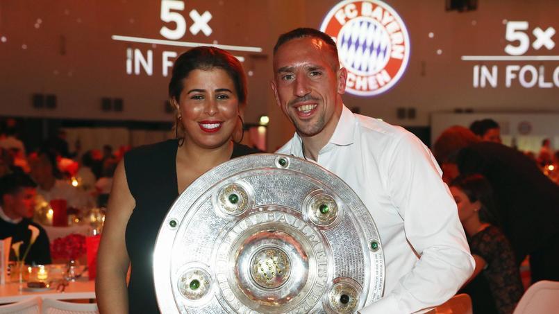 Le couple Ribéry fait un don de 150.000 € à Syria Charity