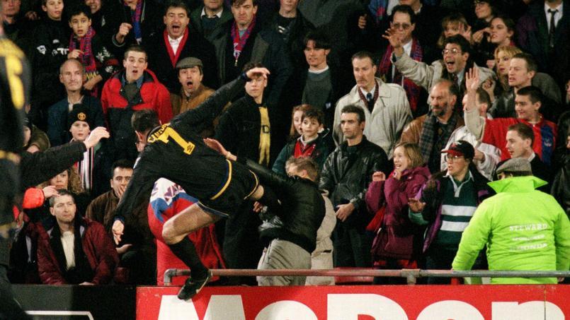 Il y a 22 ans, le «Kung Fu» d'Eric Cantona avait enflammé le monde