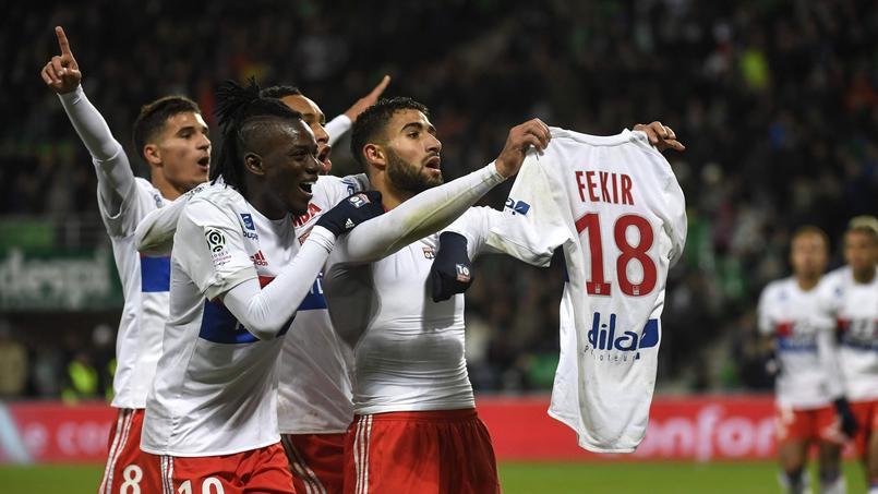 Maillot THIRD Olympique Lyonnais Nabil FEKIR