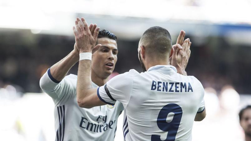 Ronaldo trouve Benzema «fantastique» et espère le voir au Mondial avec les Bleus