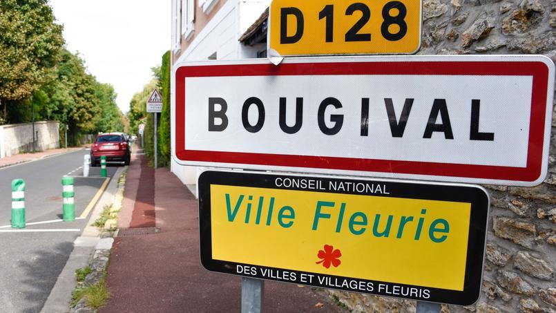 Bougival, commune d'Île-de-France où se trouve la nouvelle maison de Neymar