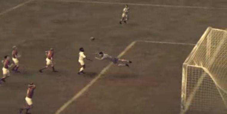 Retro : Jamais filmé, «le plus beau but» de Pelé reconstitué par la magie du virtuel