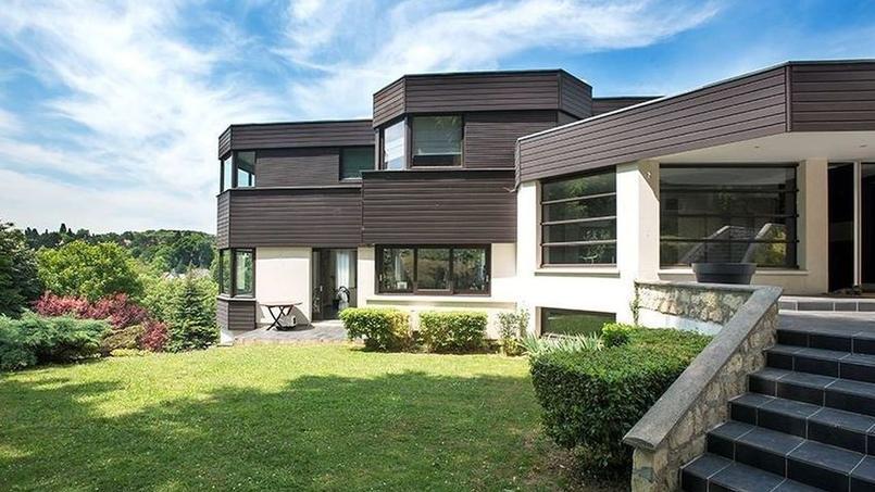 Le première maison de Neymar à Bougival (Yvelines)