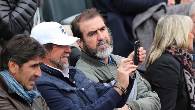 Éric Cantona.
