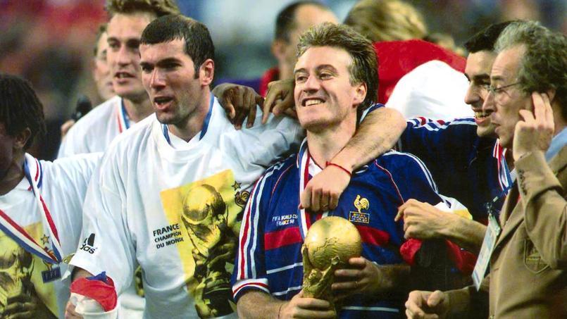 En 1998, Jean d'Ormesson décryptait pour le Figaro la folie qui avait envahi la France lors du Mondial de football.