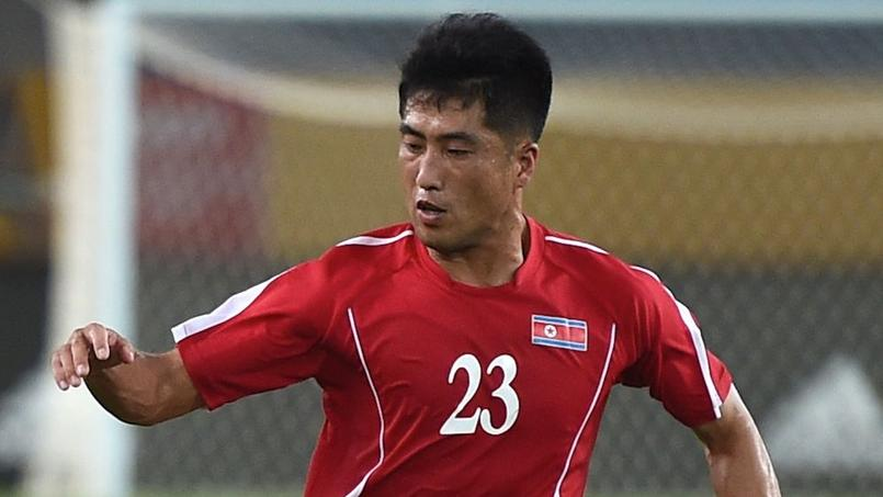 Les deux Corées se font face le temps d'un match de foot