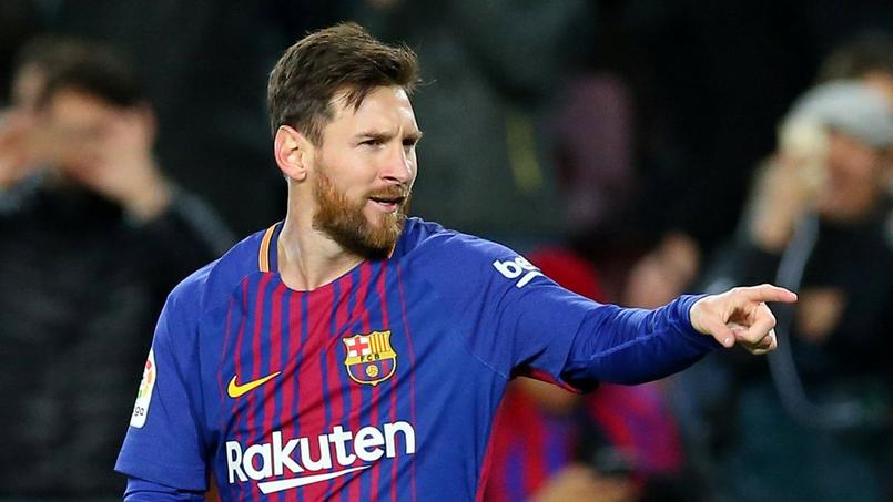 Lionel Messi joue au Barça depuis l'âge de 13 ans.