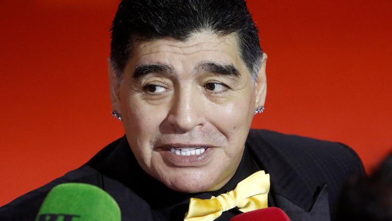Les Etats-Unis refusent d'accorder un visa à Maradona qui avait insulté Trump